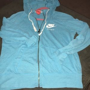 Nikey Light Hoody zip up